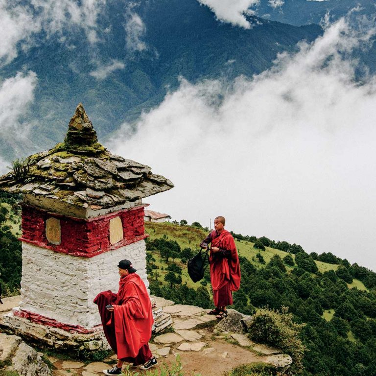 Bhutan-China - Coates Eco Nature Tours