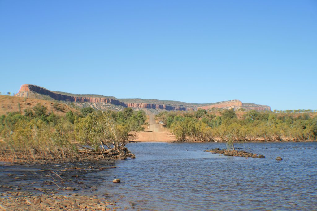 Pentecost River Crossing, Gibb River Road